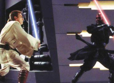 WATCH: this clip 'improves' the Obi vs Darth Maul fight