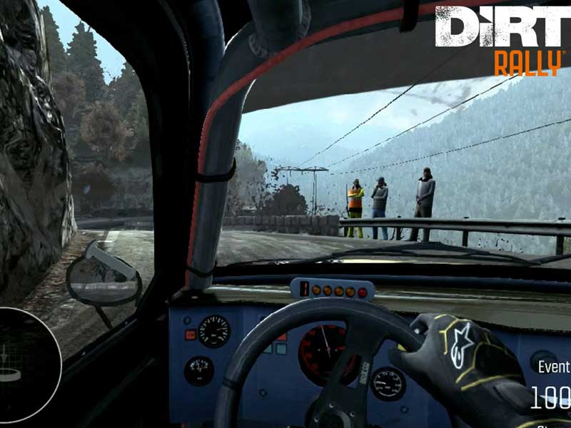 Play DiRT Rally in VR now