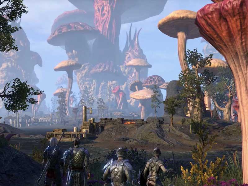 Morrowind comes to Elder Scrolls Online