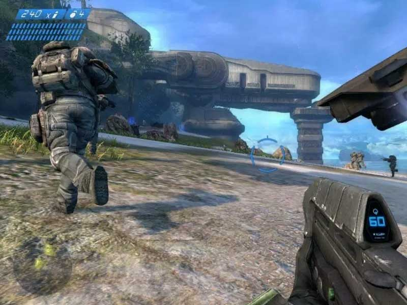 WATCH: here's an hour-long Halo: CE interview