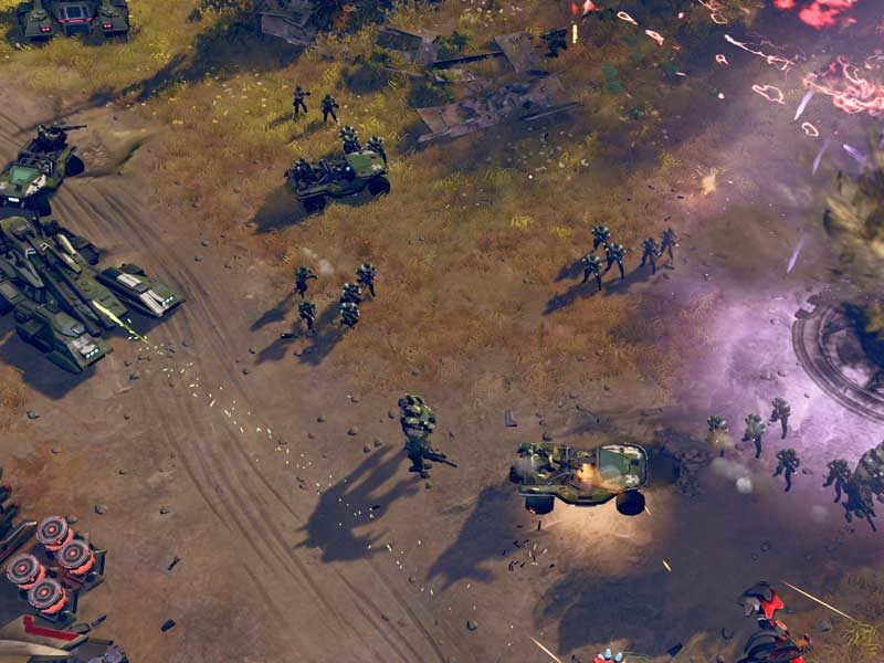 REVIEW: Halo Wars 2