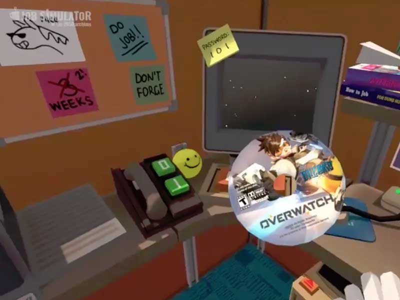 WATCH: this is what VR devs do when they get bored