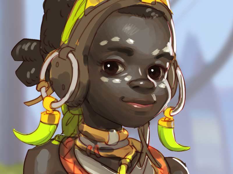 Did Blizzard just tease a new Overwatch hero?