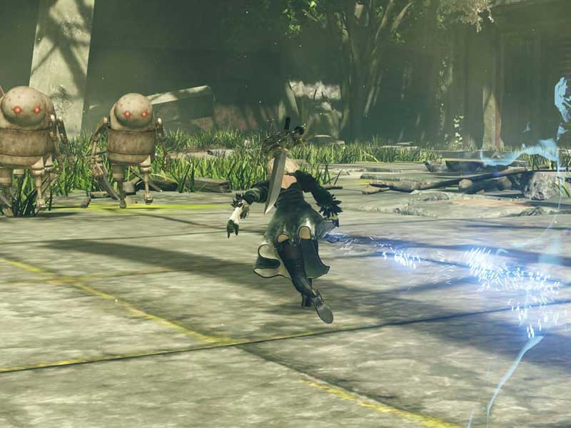 WATCH: latest NieR: Automata trailer focuses on androids