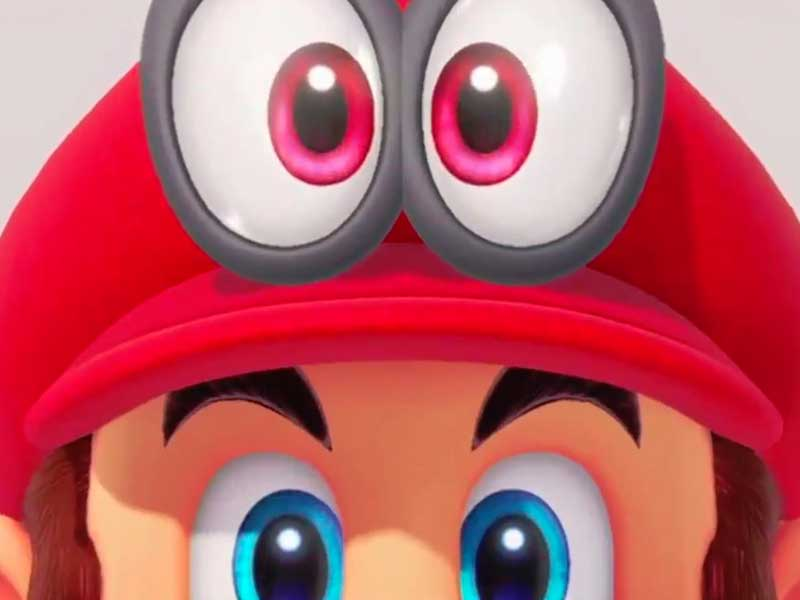 WATCH: blow your mind with this Super Mario Odyssey analysis video