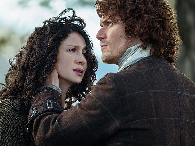 Outlander to return in September