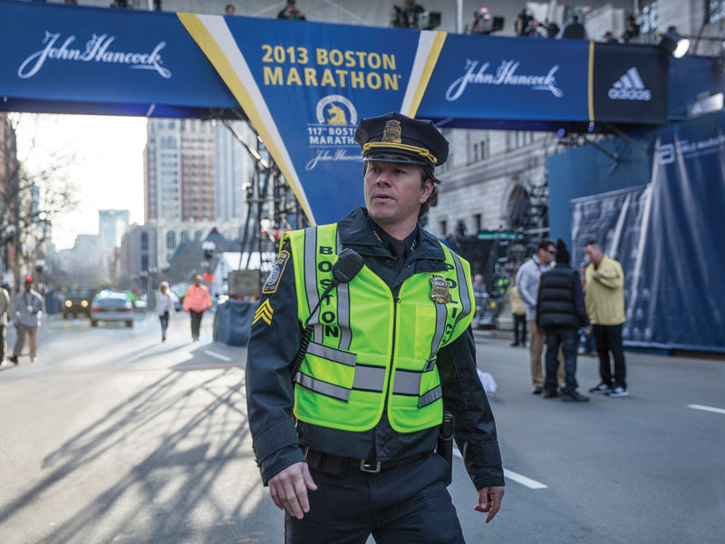 Patriots Day – review