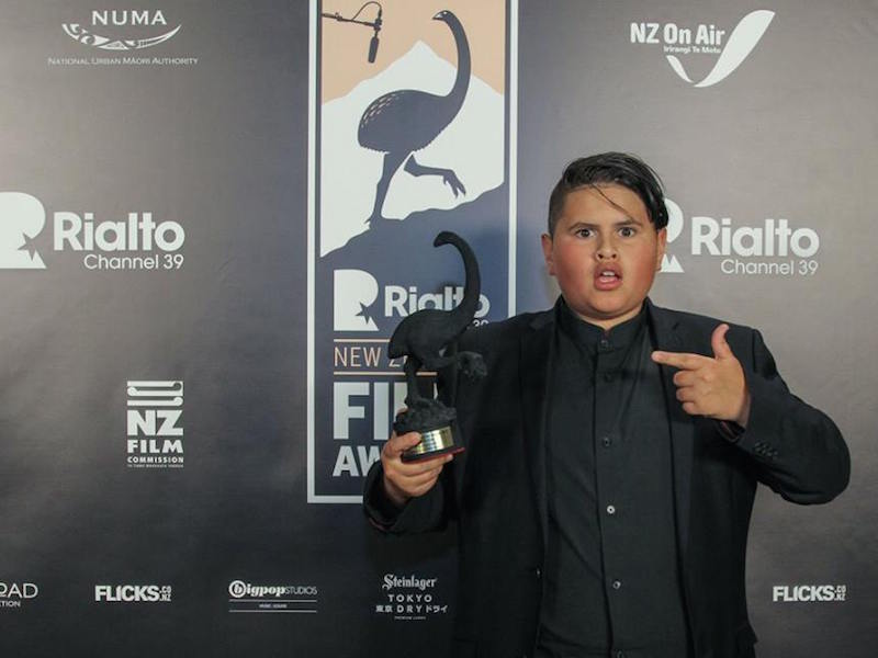 Hunt for the Wilderpeople triumphs at Kiwi Oscars