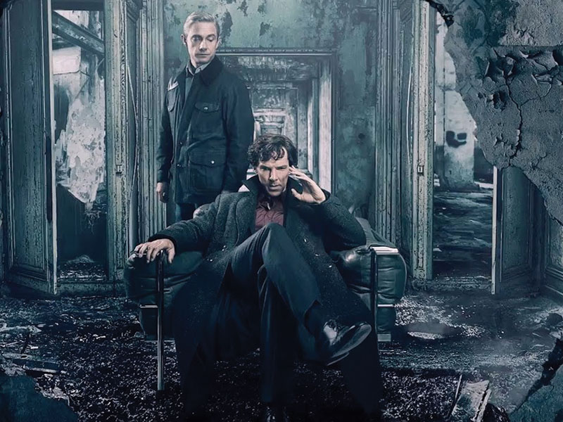 Interview: Sherlock – Series 4