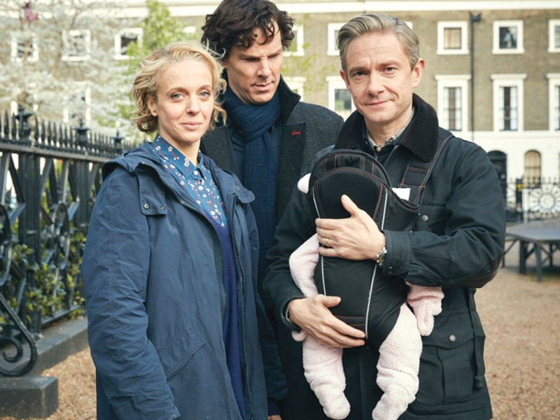 Review: Sherlock – Series 4