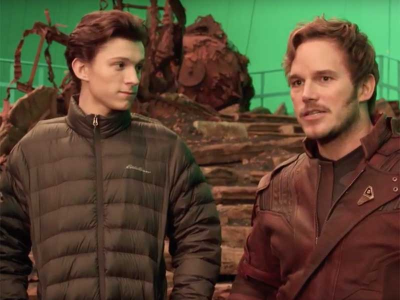First featurette from Avengers: Infinity War