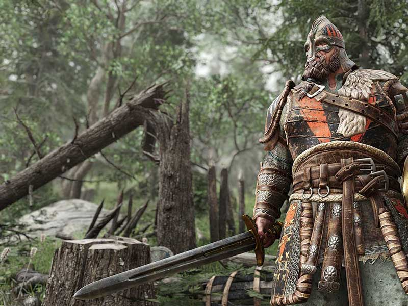 WATCH: immerse yourself in the battles of For Honor
