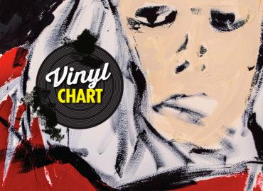JB's vinyl chart: February, week 3