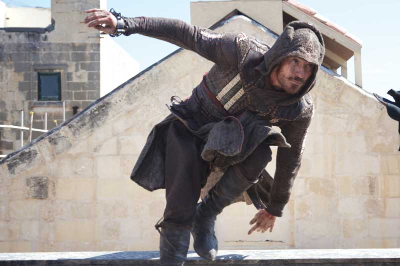 Assassin's Creed on DVD, Blu-ray and 4K April 12