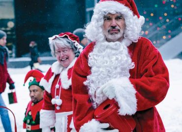 Bad Santa 2 on DVD and Blu-ray March 24