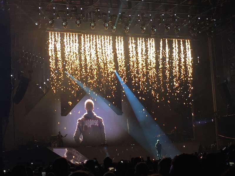 Justin Bieber @ Etihad Stadium, Melbourne