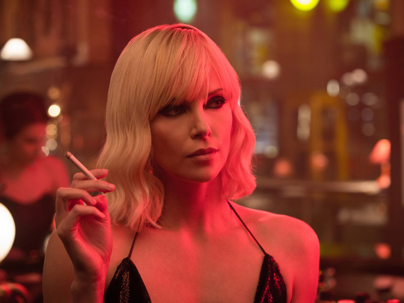Charlize Theron talks Atomic Blonde at CinemaCon 2017