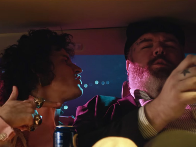 Client Liaison liaising with Hodor in new film clip