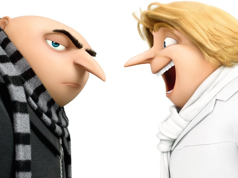 Despicable Me 3 – when Gru met Dru
