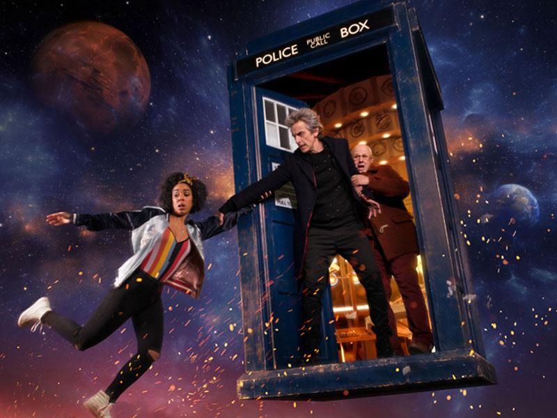 WATCH: Doctor Who: Season 10 new trailer