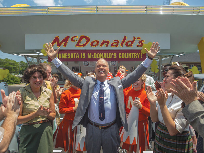 The Founder on DVD and Blu-ray April 12