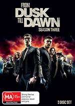 From Dusk Till Dawn: Season 3 packshot