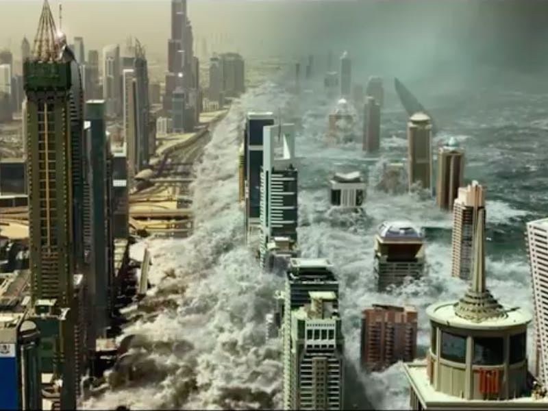 Check out first trailer for Geostorm