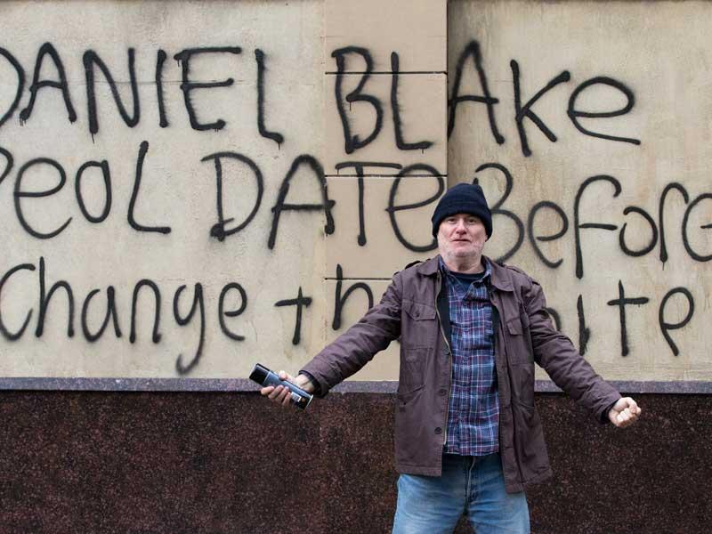 I, Daniel Blake: Ken Loach Q+A
