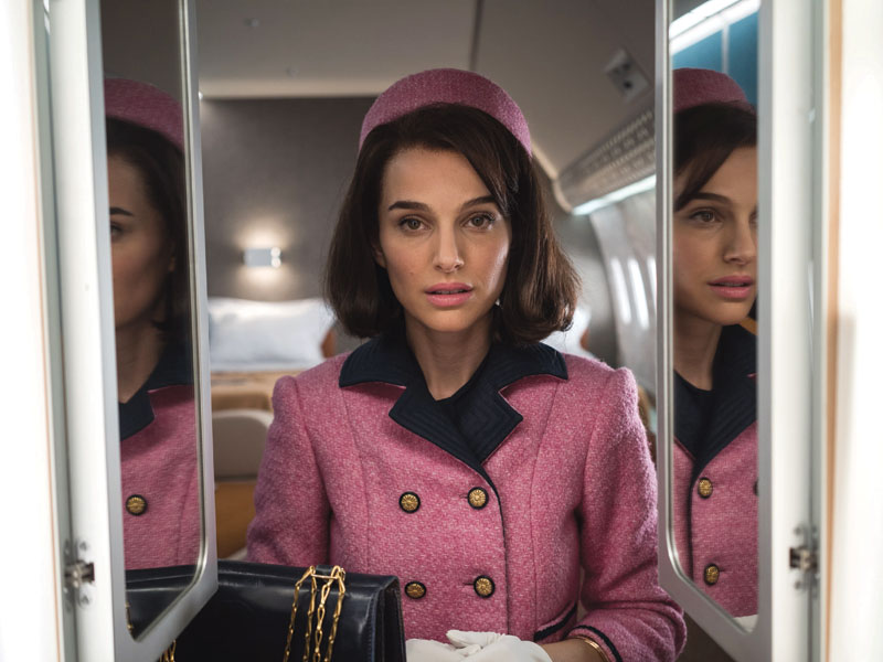 Jackie on DVD and Blu-ray April 19