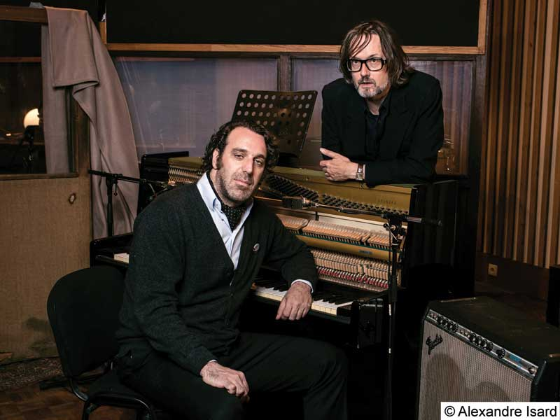 Jarvis Cocker + Chilly Gonzales to release collaborative album