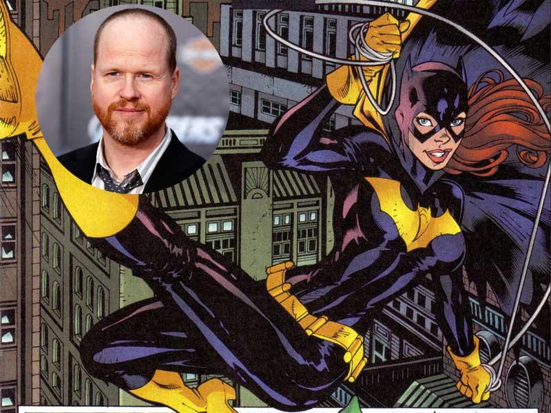 Joss Whedon to helm standalone Batgirl film