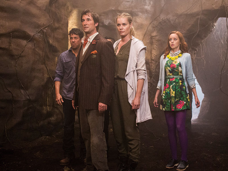 The Librarians: Season 3 on DVD March 15
