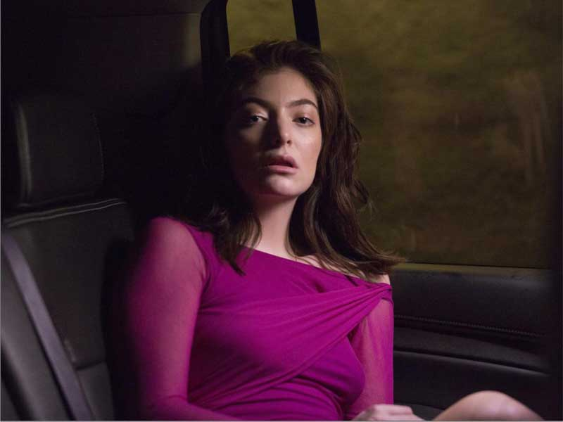 Lorde gets Green Light