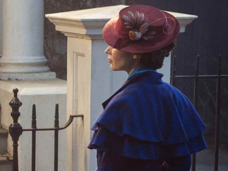 First look at the new Mary Poppins