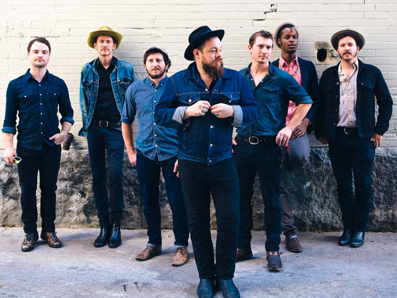 Nathaniel Rateliff & the Night Sweats @ Perth International Arts Festival