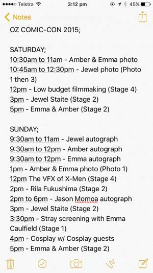 Oz-Comic-Con-2015-Schedule