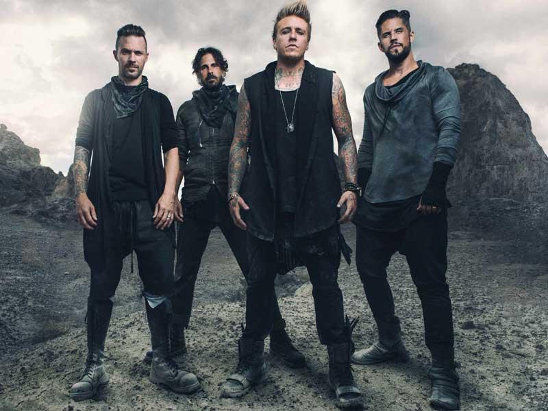 Papa Roach shares video diary