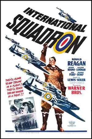 Poster forInternational Squadron(1941)