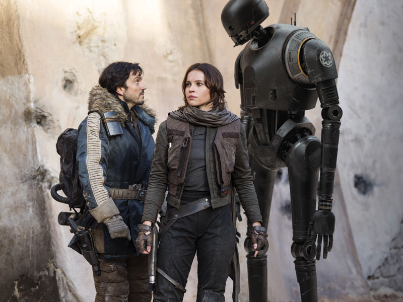 Going Rogue – A Star Wars story