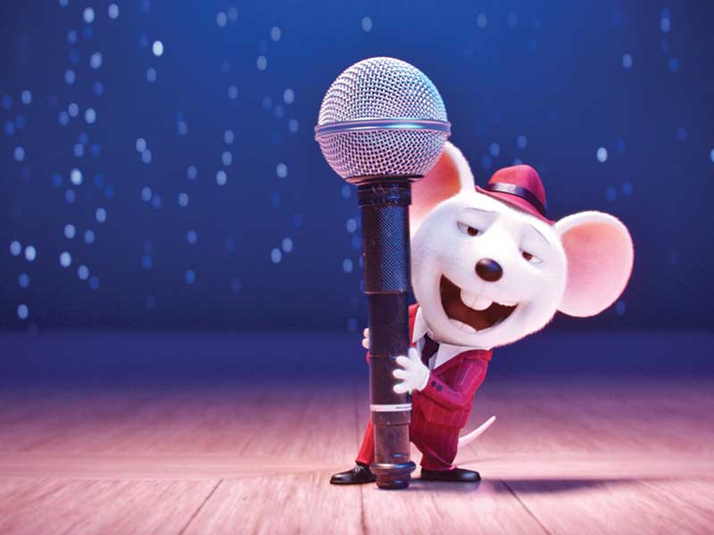 Review: Sing