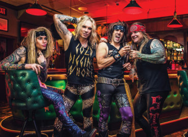 Q&A: Steel Panther