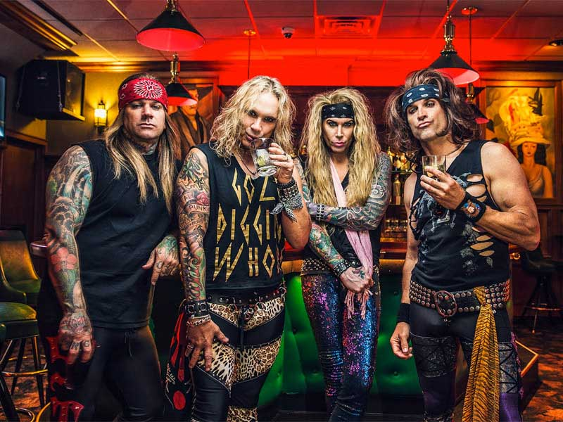 Review: Steel Panther, 'Lower The Bar'