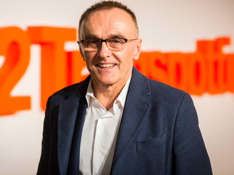 Danny Boyle working on Trust