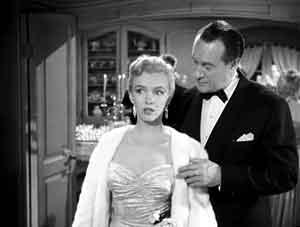 'That's-all-television-is,-my-dear,-nothing-but-auditions.'-Marilyn-Monroe-and-George-Sanders-in-All-About-Eve