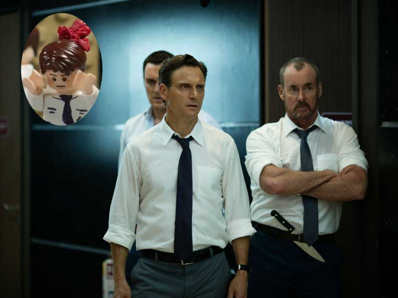 Check out the LEGO trailer for James Gunn's The Belko Experiment