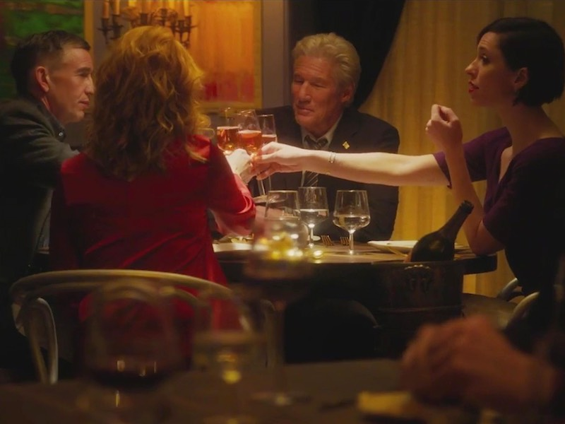 Check out trailer for new Richard Gere thriller The Dinner