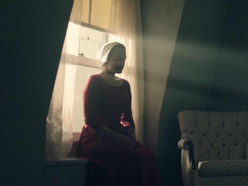 Check out new trailer for The Handmaid's Tale