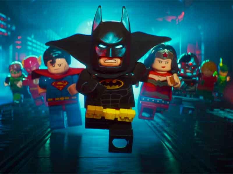 Batman block-buster