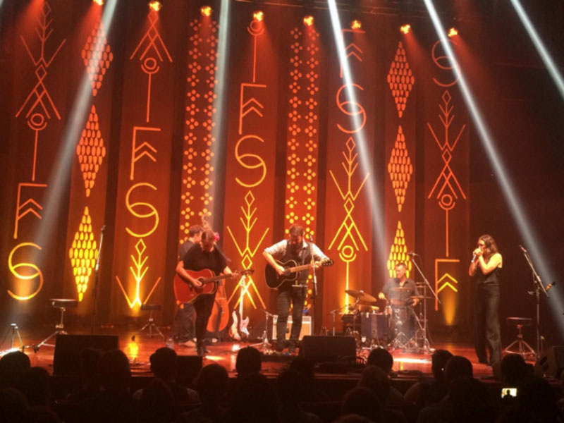 The Waifs @ Perth Concert Hall, Perth