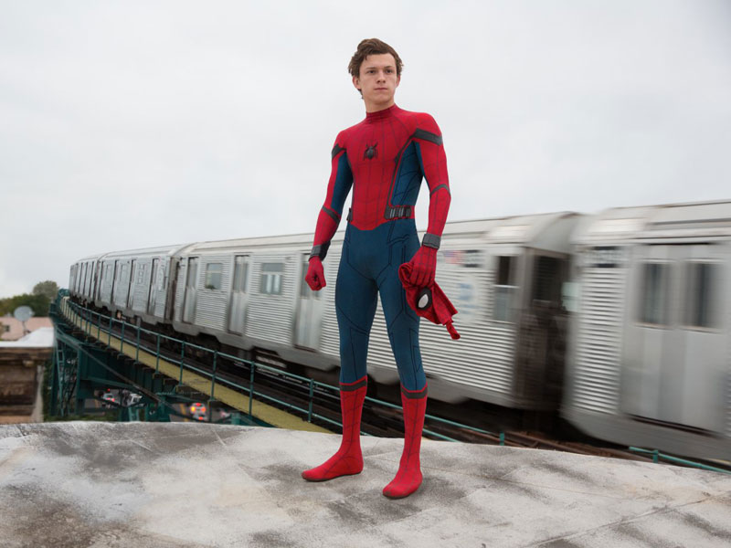 Tom Holland talks Spider-Man at CinemaCon 2017